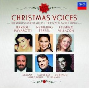 Christmas Voices - CD / Album - Music Classical Music