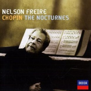 Nelson Freire: The Nocturnes - CD / Album - Music Classical Music