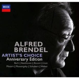 Alfred Brendel: Artist's Choice - CD / Album - Music Classical Music