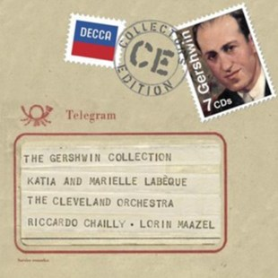 The Gershwin Collection - CD / Album - Music Classical Music