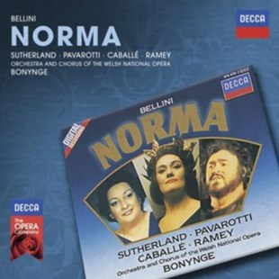 Bellini: Norma - CD / Album - Music Classical Music