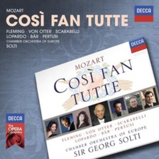 Mozart: Così Fan Tutte - CD / Album - Music Classical Music