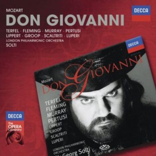 Mozart: Don Giovanni - CD / Album - Music Classical Music