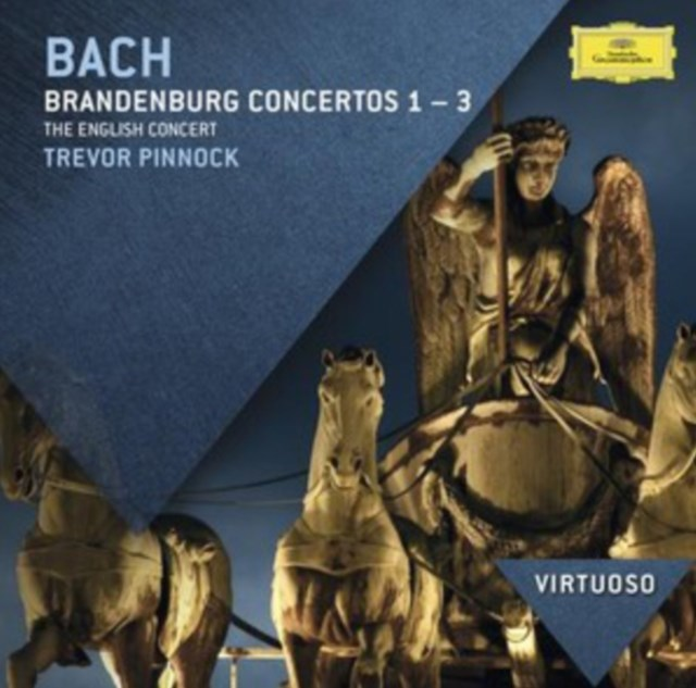 Bach: Brandenburg Concertos 1-3 - CD / Album