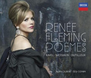 Renee Fleming: Poèmes - CD / Album - Music Classical Music