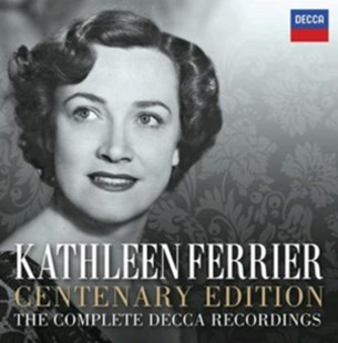 Kathleen Ferrier: The Complete Decca Recordings - CD / Album with DVD - Music Classical Music