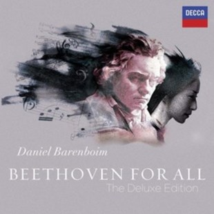 Daniel Barenboim: Beethoven for All - CD / Album with DVD - Music Classical Music