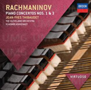 Rachmaninov: Piano Concertos Nos. 1 & 3 - CD / Album - Music Classical Music