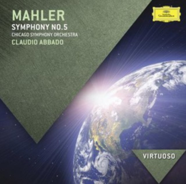 Mahler: Symphony No. 5 - CD / Album