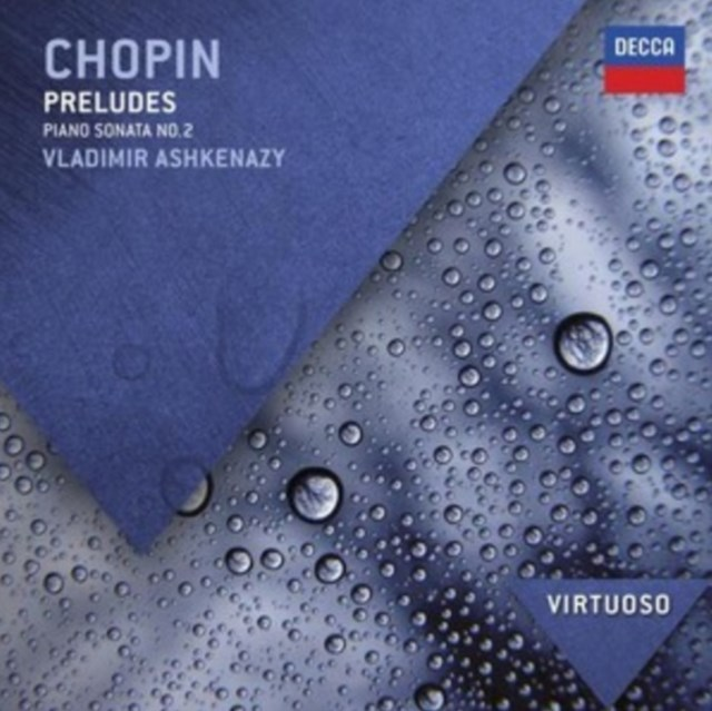 Chopin: Preludes/Piano Sonata No. 2 - CD / Album