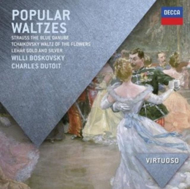 Popular Waltzes - CD / Album