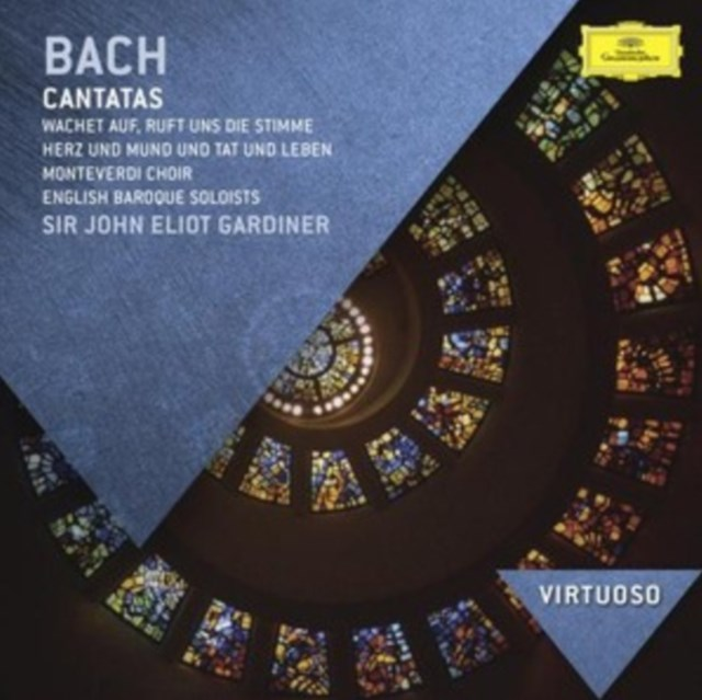 J.S.Bach: Cantatas - CD / Album