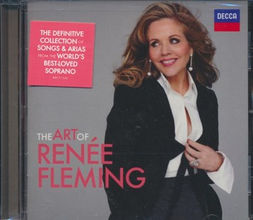 The Art of Renée Fleming - CD / Album - Music Classical Music