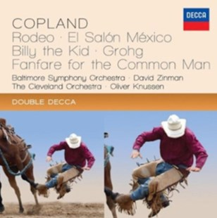 Copland: Rodeo/El Salon Mexico/Billy the Kid - CD / Album - Music Classical Music
