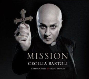 Cecilia Bartoli: Mission - CD / Album - Music Classical Music