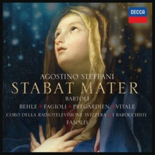 Agostino Steffani: Stabat Mater - CD / Album - Music Classical Music
