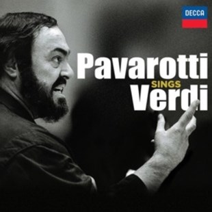 Pavarotti Sings Verdi - CD / Album - Music Classical Music
