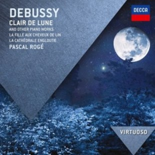 Debussy: Clair De Lune and Other Piano Works - CD / Album - Music Classical Music