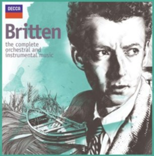 Britten: The Complete Orchestral and Instrumental Music - CD / Box Set - Music Classical Music