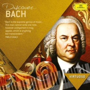 Discover Bach - CD / Album - Music Classical Music
