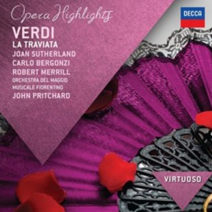 Verdi: La Traviata - Opera Highlights - CD / Album - Music Classical Music
