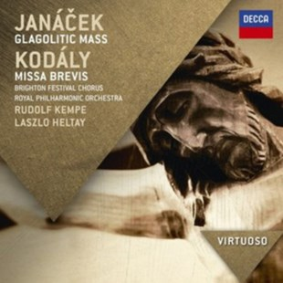 Janácek: Glagolitic Mass/Kodály: Missa Brevis - CD / Album - Music Classical Music