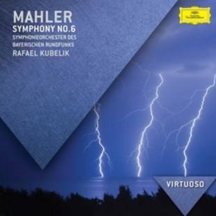 Mahler: Symphony No. 6 - CD / Album - Music Classical Music