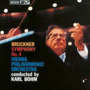 "Bruckner: Symphony No. 4 - Vinyl / 12"" Album by  (0028947885597) - Vinyl - Music Classical Music"