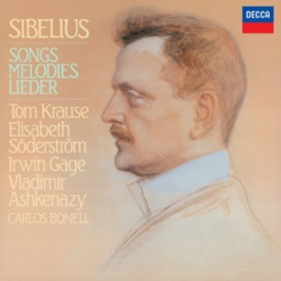 Sibelius: Songs/Melodies/Lieder - CD / Album - Music Classical Music