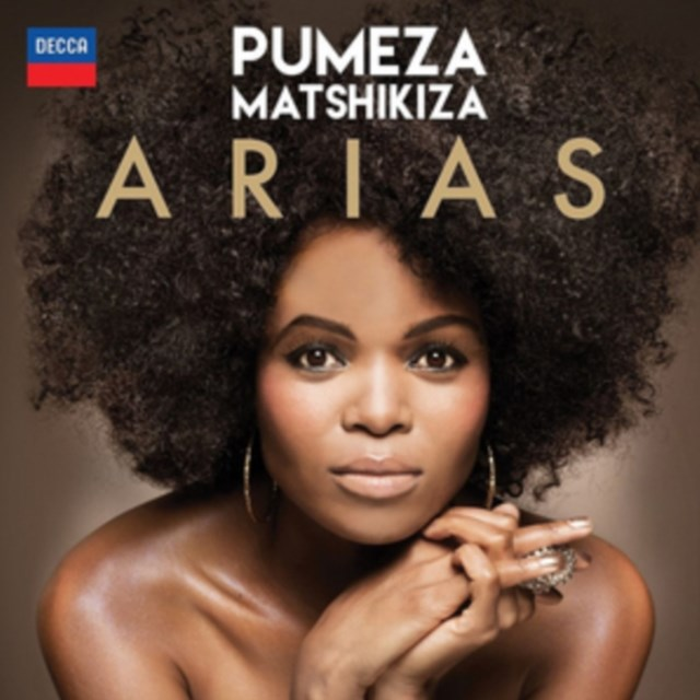 Pumeza Matshikiza: Arias - CD / Album