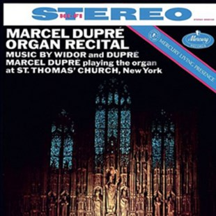 Marcel Dupré: Organ Recital - CD / Album - Music Classical Music
