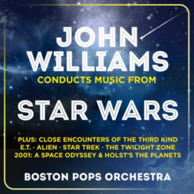 John Williams Conducts Music From Star Wars CD