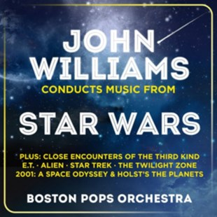 John Williams Conducts Music from Star Wars - CD / Album - Music Soundtracks
