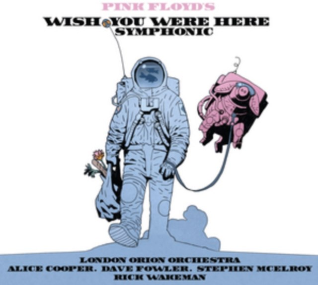 Pink Floyd's Wish You Were Here Symphonic - CD / Album