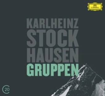 Karlheinz Stockhausen: Gruppen - CD / Album - Music Classical Music