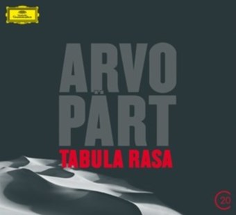 Arvo Part: Tabula Rasa - CD / Album - Music Classical Music