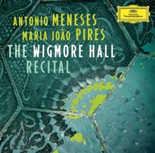 Antonio Meneses/Maria João Pires: The Wigmore Hall Recital - CD / Album - Music Classical Music