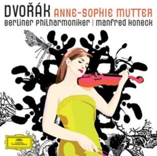 Anne-Sophie Mutter: Dvorák - CD / Album - Music Classical Music