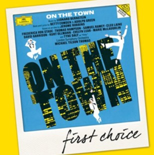 On the Town - CD / Album - Music Soundtracks