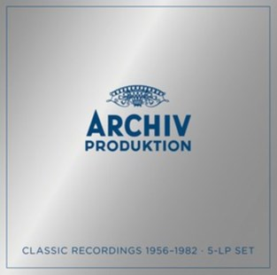 "Archiv Produktion 1947-2013 - Vinyl / 12"" Album Box Set by  (0028947914075) - Vinyl - Music Classical Music"