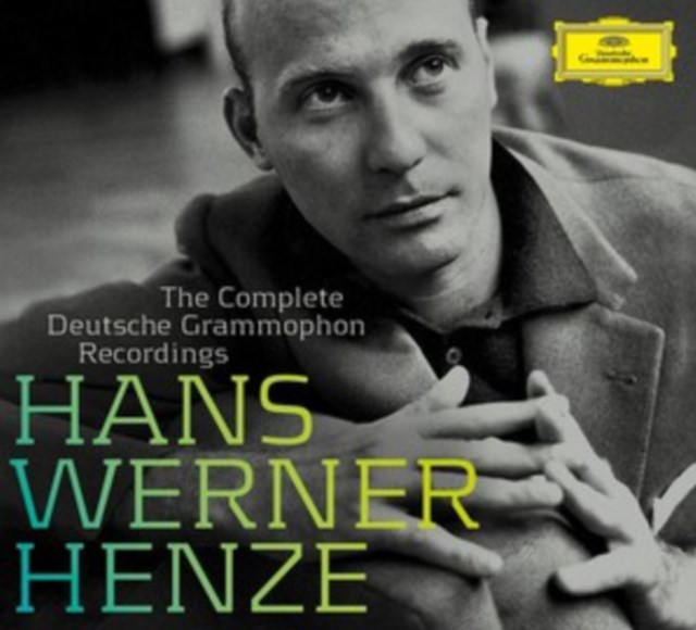 Hans Werner Henze: The Complete Deutsche Grammophon Recordings (16 CD Boxset)