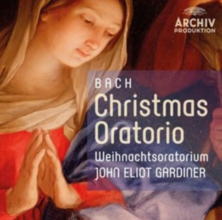 Bach: Christmas Oratorio - CD / Album - Music Classical Music