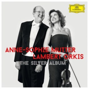 Anne-Sophie Mutter/Lambert Orkis: The Silver Album - CD / Album - Music Classical Music