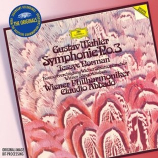 Gustav Mahler: Symphonie No. 3 - CD / Album - Music Classical Music
