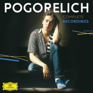Pogorelich: Complete Recordings - CD / Box Set - Music Classical Music
