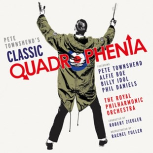 "Pete Townshend's Classic Quadrophenia - Vinyl / 12"" Album by  (0028947945291) - Vinyl - Music Rock"