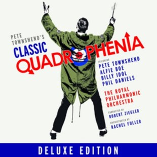 Pete Townshend's Classic Quadrophenia - CD / Album with DVD - Music Rock