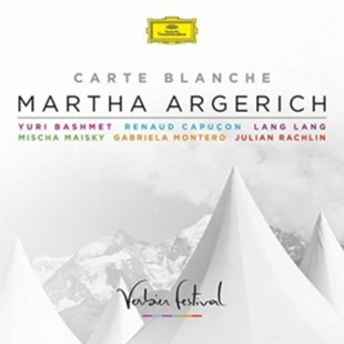 Martha Argerich: Carte Blanche - CD / Album - Music Classical Music