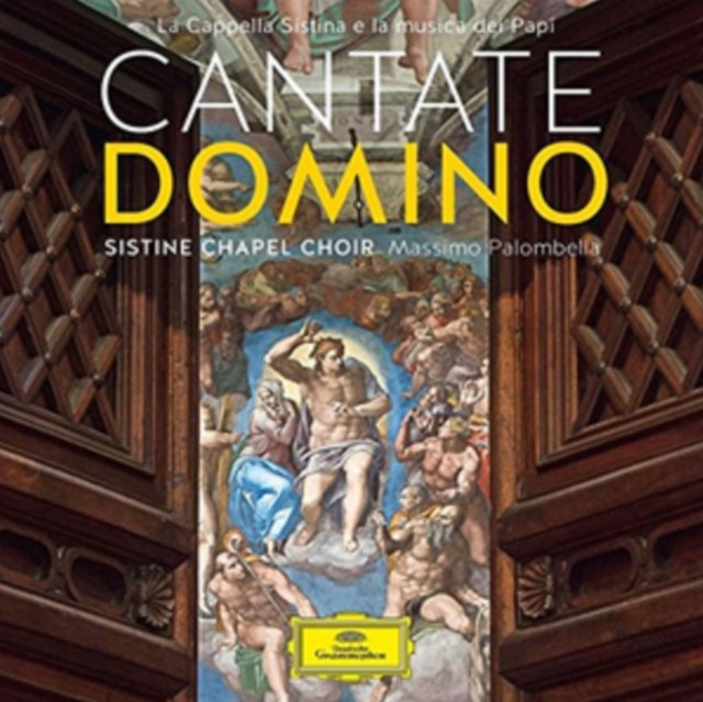 Cantate Domino - CD / Album