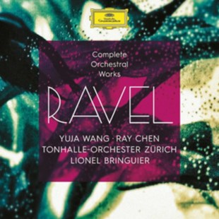 Ravel: Complete Orchestral Works - CD / Box Set - Music Classical Music